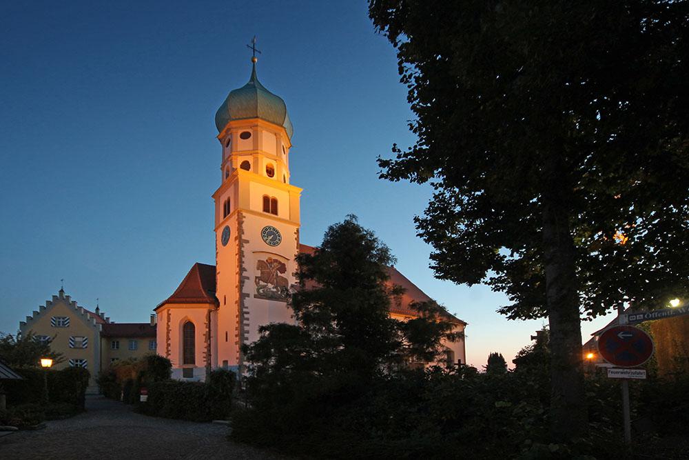 Pfarrkirche St. Georg Wasserburg